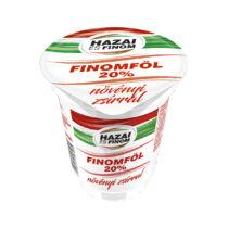 Hazai és Finom Finomföl 320 gr-os 20%-os 7221