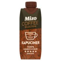 Mizo Coffee Selection félzsíros UHT kávés tej Kapuciner 330ml 6119