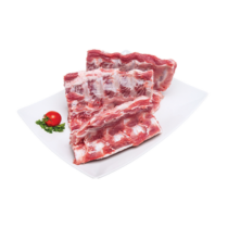 Friss sertés húsos csont  vcs.