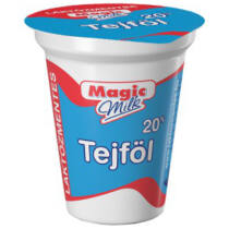 Magic Milk Laktózmentes tejföl 20% 150g 5313