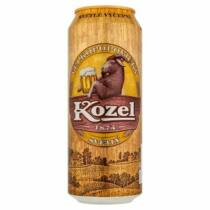 KOZEL 0,5 L  DOBOZOS SÖR 4 %