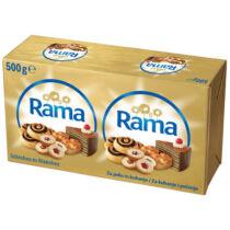 RAMA margarin tégla 500g 3012