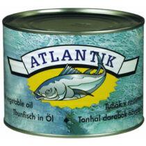 Atlantik tonhaldarabok növényi olajban 1705g