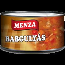Menza Babgulyás sertés hússal 400g