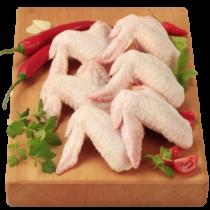 Friss magyar csirkeszárny két iz. sárga vcs. cca. 12kg dv118/6