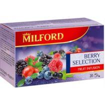 Milford Válogatott Bogyós gyümölcsök 20x2,5g