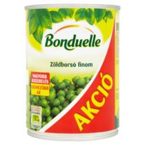 Bonduelle Zöldborsó  545g