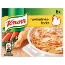 Knorr Leves Kocka 60g Tyúkhús