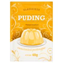 Lucullus Pudingpor Klasszikus 40g Vanília