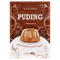 Lucullus Pudingpor Klasszikus 40g Csoki
