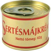 Szegedi Paprika Sertésmájkrém 62g
