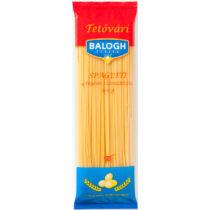 Tetővári 4tojásos Balogh tészta spagetti 500 g