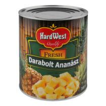 Hardwest Ananász darabolt 565g