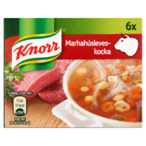 Knorr Leves Kocka 60g Marhahús