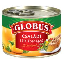 Globus 190g Családi Sertés májas
