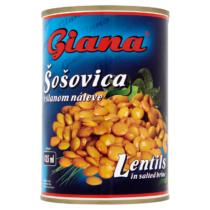 Giana 425 ml Lencse