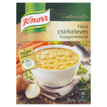 Knorr Ínyenc Falusi Csirke leves 66g