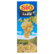 Sió 0,2l Szőlő gyümölcslé       25 %