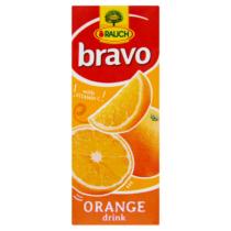 Bravo  Narancs  gyümölcsital 0,2l