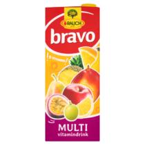 Bravo 1,5l Pkl Multivitam  gyümölcsital 12%