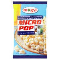 Mogyi MicroPop popcorn 100g Sós