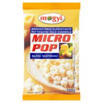 Mogyi MicroPop popcorn100g Sajtos