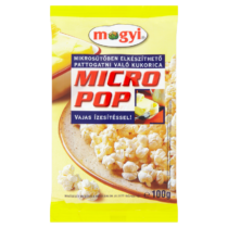 Mogyi MicroPop popcorn 100g Vajas