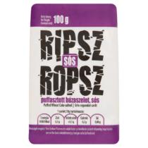 Ripsz-Ropsz 100g Puffasztott Búza Sós