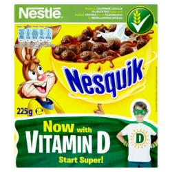 Nestlé Nesquik kakaós ízű gabonapehely 225 g