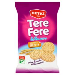 Detki Tere-fere kókuszos omlós keksz 180 g