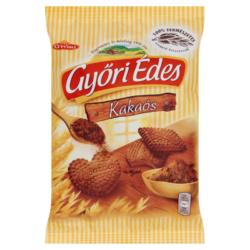 Győri Édes kakaós, omlós keksz 180 g