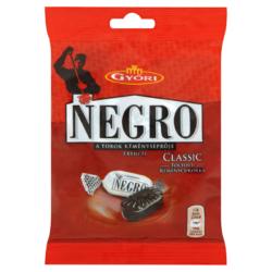 Győri Negro Classic töltött keménycukorka 79 g