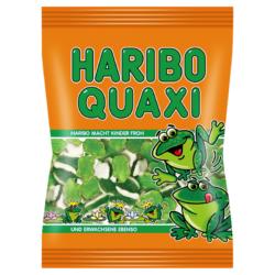 Haribo Quaxi gyümölcsízű gumicukor habcukorral 100 g