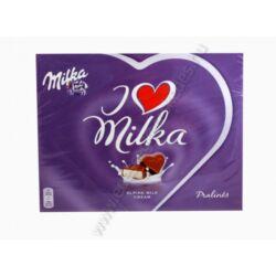 Milka alpesi tejcsokoládé praliné alpesi tejes krémmel töltve 120g