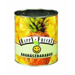 Happy Frucht ananászdarabok 3035 g