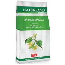 NATURLAND HÁRSFAVIRÁGZAT TASAKOLT TEA 50G