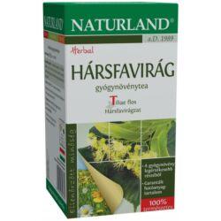 NATURLAND HÁRSFAVIRÁG TEA 20X1,25G