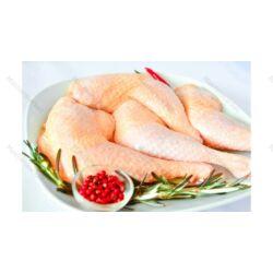 Friss magyar csirkecomb egész vcs. cca. 12kg dv112