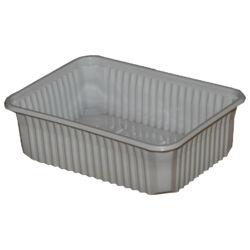 Ételes doboz mikrózható PP 1000ml fehér 50db/cs 7712,4124