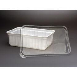 Ételes doboz tető PP 500-1000ml  50db/cs 7714,3685