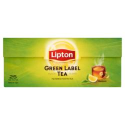 Lipton Green Label tea 25x1,5g