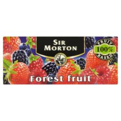 Sir Morton Erdei Gyümölcs tea 20x1,75g