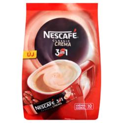 Nescafé  3in1 Crema Class 175g instant kávé