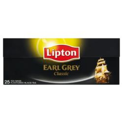 Lipton Earl Grey tea    25x1,5g