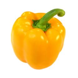 Paprika kaliforniai sárga /kg; 60 - 80mm