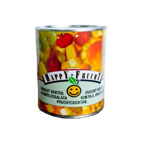 Happy Frucht gyümölcskoktél  820 g
