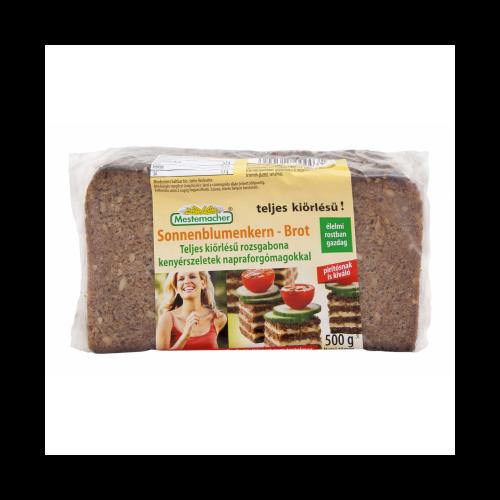Napraforgómagvas kenyér Benus 500 g