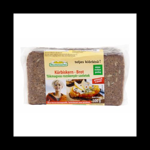 Tökmagvas kenyér Benus 500 g