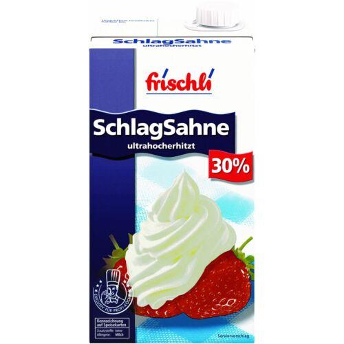 FRISCHLI UHT Tejszín 30% 1L