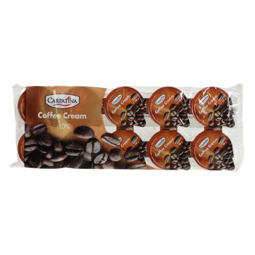 Carpatina kávétejszín 10% 10x10g